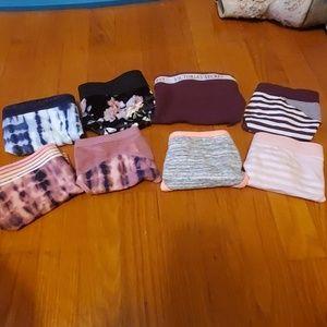 PINK Victoria's Secret Intimates & Sleepwear - NWOT PINK underwear (8 pairs total]
